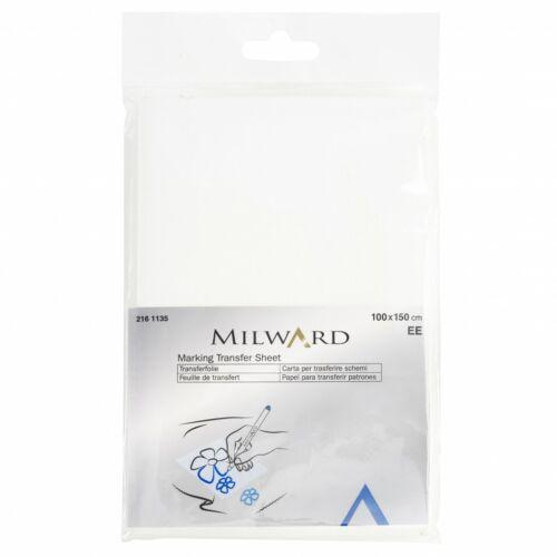 Hoja de transferencia de marcado Milward