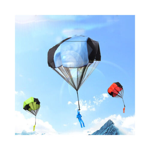 Hand Throwing Kids Mini Play Parachute Toy Soldier Outdoor Sports Children Toys