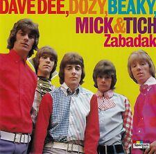 DAVE DEE, DOZY, BEAKY, MICK & TICH : ZABADAK / CD (SPECTRUM MUSIC 550 939-2)