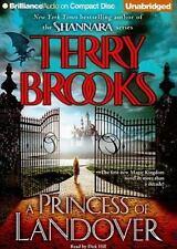 Landover: A Princess of Landover 6 by Terry Brooks (2009, CD, Unabridged) MIB