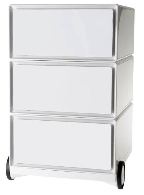 PAPERFLOW Rollcontainer weiß