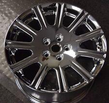 """2005-2014 Maserati Quattroporte OEM Wheel Rim Chrome 18""""  Front DV140 T-01 BBS"""