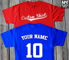 Custom Baseball T-shirt Personalized Shirt Baseball Shirt Game Shirt Custom Tee