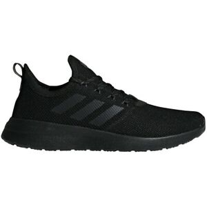 Mens Adidas NEO Lite Racer Reborn Black Sneaker Athletic Shoes F36642 Sizes 8-14