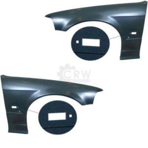 Guardabarros-set-para-bmw-e36-ano-90-96-Limousine-Compact-Touring-con-agujero-intermitente