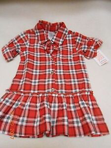 image is loading new just one you carter 039 s cute - 12 Month Christmas Dress