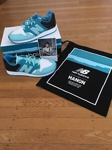 promo code 69352 4674f Details about New Balance x Hanon 520 Fishermans Blues - Size 10.5 - New In  Box