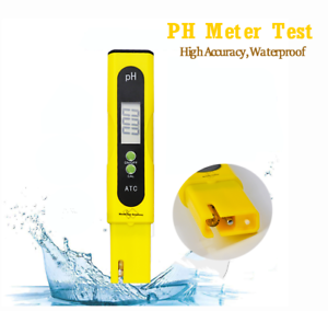 pH meter,tester pen water quality tester TDS Test Measurement paper Hydroponics Moisture & pH Meters