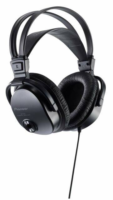 New!! Pioneer Dynamic Stereo Headphone Sealed Type SE-M521 From Japan Import