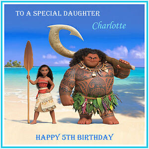 Moana-Personalised-Handmade-Birthday-Card-Son-Daughter-any-text