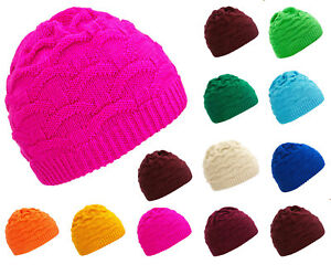 Mütze Für Mädchen Gestrickt Mädchen-accessoires