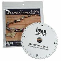 Kumihimo Round Braiding Disk With English Instructions 41738 Diameter 6 Inches