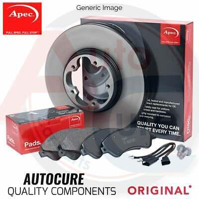 Fits Honda Jazz MK4 1.3 Genuine OE Quality Apec Rear Disc Brake Pads Set