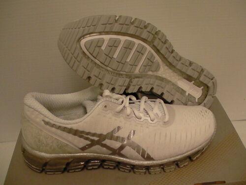 360 Gel Quantum Correr Zapatillas Para Asics Nieve Mujer 9 Plata Blanco Tamaño 4OWYpX