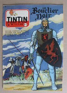 journal Tintin hebdomadaire - 10e année n° 4 - 1955 - Graton