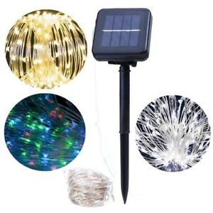 10M-100-Led-Solar-Power-Fairy-Light-String-Lamp-Party-Xmas-Deco-Garden-Outdoor