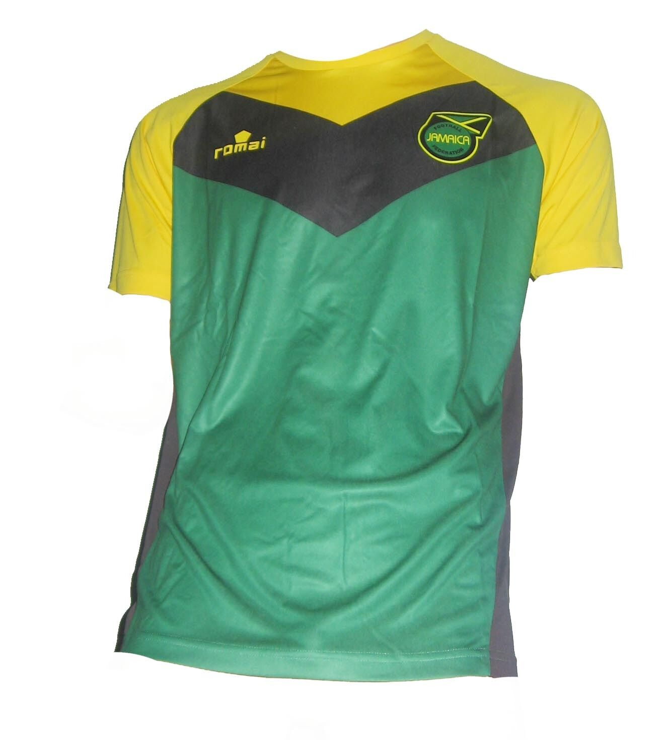 Jamaika Trikot Training 2015 16 Romai The Reggae Boyz