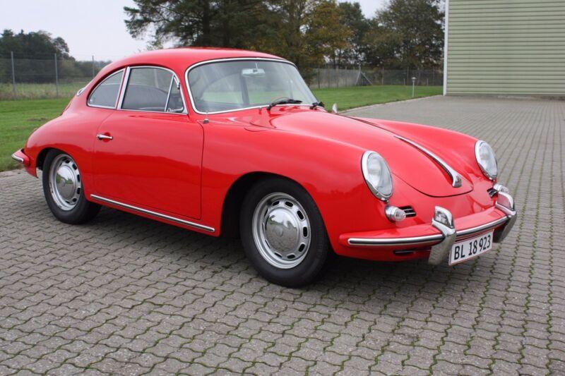 Porsche 356 SC Coupé - 3