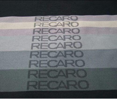 5m x 1.6m Gradation RECARO Fabric Racing Seats Cloth Decoration Material JDM