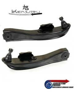 Front-Lower-Track-Control-Arms-TCA-Suspension-Pair-For-S13-200SX-CA18DET