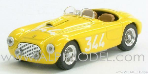 Ferrari 166 MMS Mille Miglia 1951 Aprile - Ferravazzi 1 43 ART 117