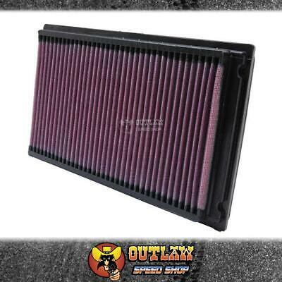33-2031-2 K/&N Panel Air Filter FOR HOLDEN COMMODORE VR