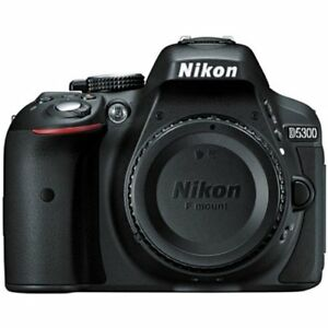 Nikon-D5300-24-2-MP-CMOS-Digital-SLR-Camera-w-Built-in-Wi-Fi-and-GPS-Body-Black