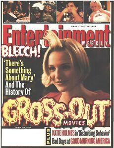 ENTERTAINMENT WEEKLY Magazine July 31 1998 #443 Cameron ... Cameron Diaz Movies 1998