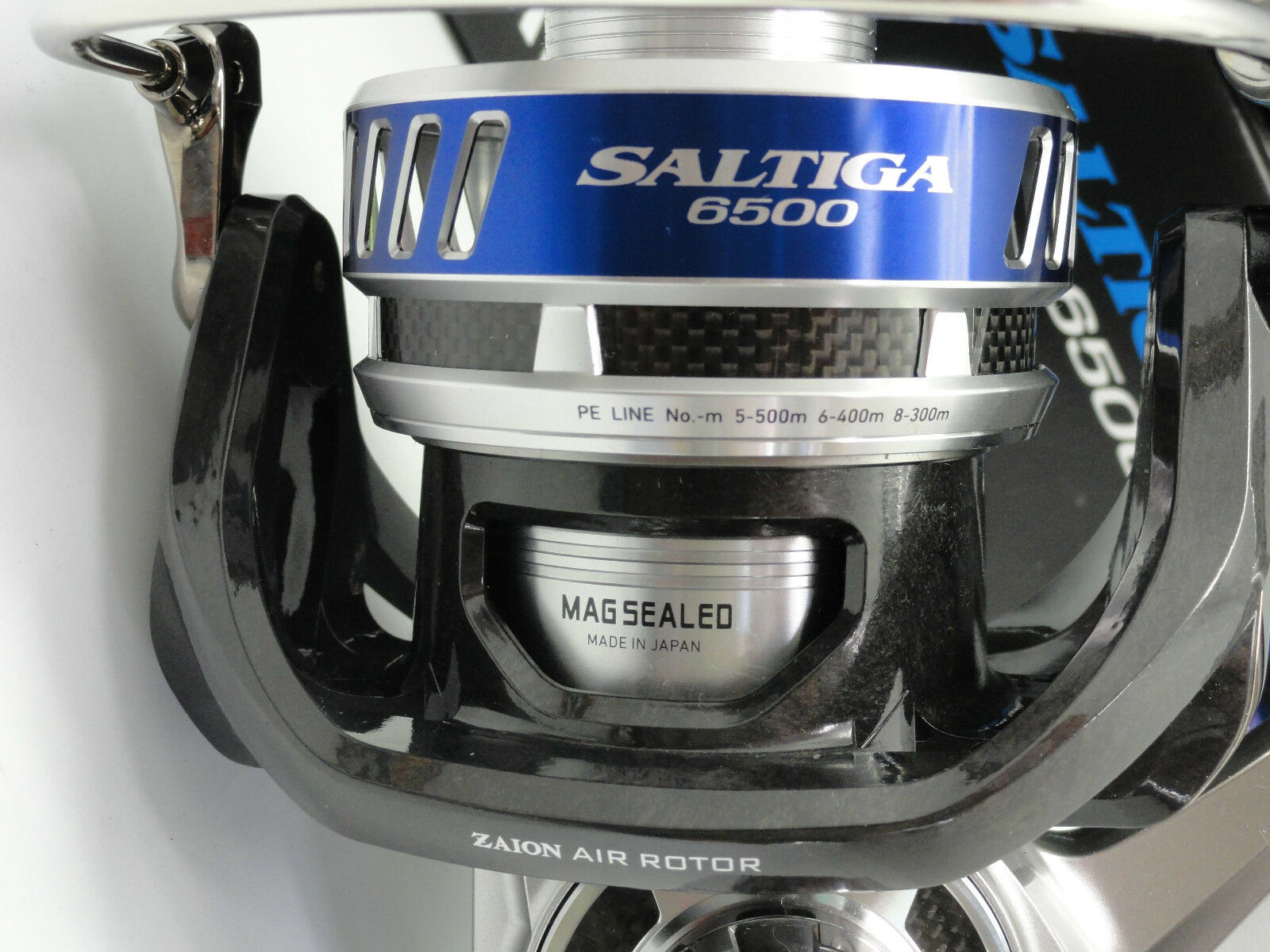 Nuovo Daiwa Saltiga 6500 Mulinello da Spinning Japan Version W   U. J.Pa001