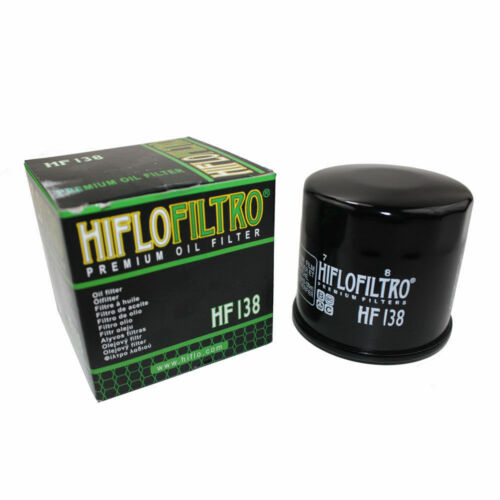 Ölfilter Hiflo HF138 für Suzuki KLT-A400 F-K9,L0,L1-L8 King Quad 400 A  09-18
