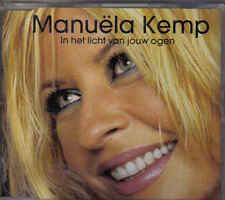 Manuela Kemp-In Het Licht Van Jouw Ogen cd maxi single