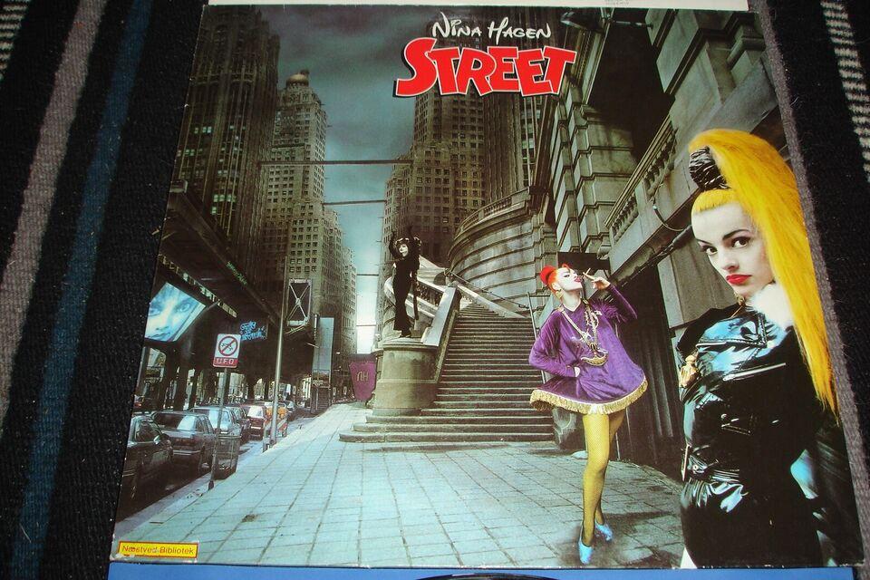 LP, Nina Hagen, Street