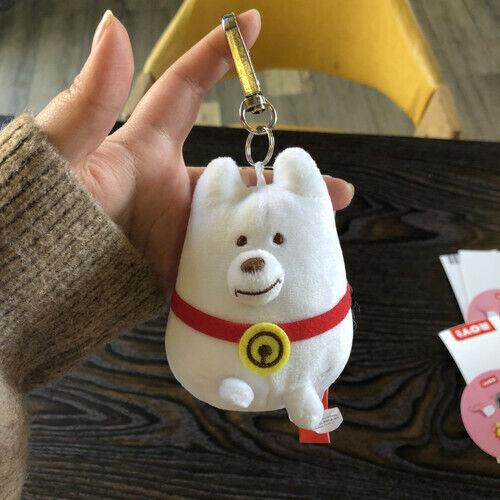 lion bear dragon stuffed plush doll key chain bag ornament keyring anime new