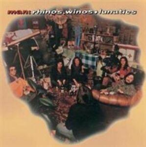NEW-CD-Album-Man-Rhinos-Winos-amp-Lunatics-Mini-LP-Style-Card-Case