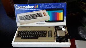 RARE-VINTAGE-COMMODORE-64-MK1-COMPUTER-SYSTEM-VGC-BOXED