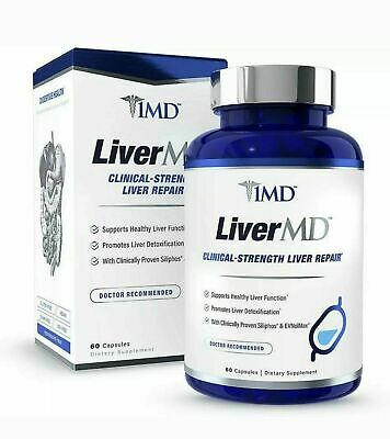 1MD LiverMD-Clinical-Strength Liver Repair //Cleanse ...