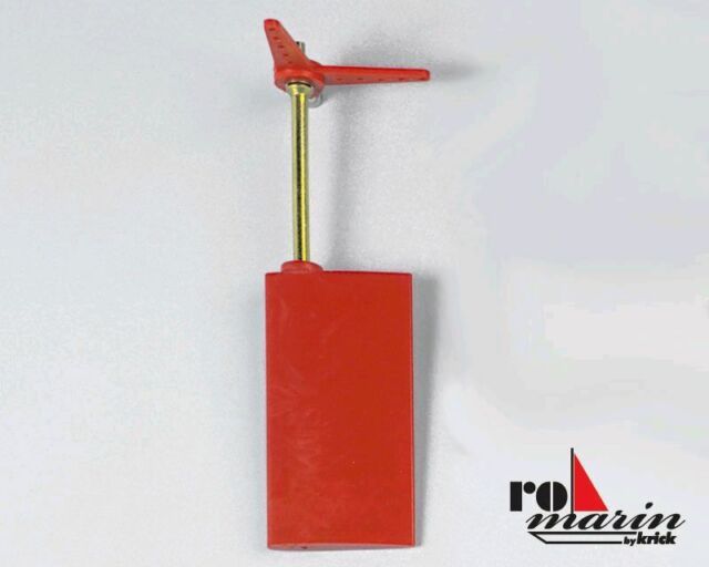Krick ro1482 Rudergarnitur Bl.36x70 mm