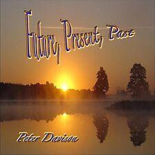 Future Present Past - Peter Davison (2011, CD NIEUW)