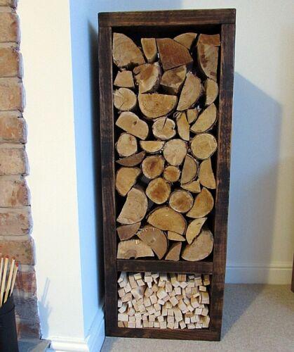 caldaia a legna titolare di log cesto di log memorizzazione dei log Log di grandi dimensioni in legno per interni negozio