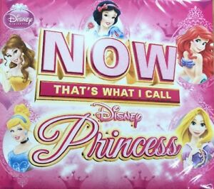 Now-That-039-s-What-I-Call-Disney-Princess-CD-NEW-amp-Sealed-2018