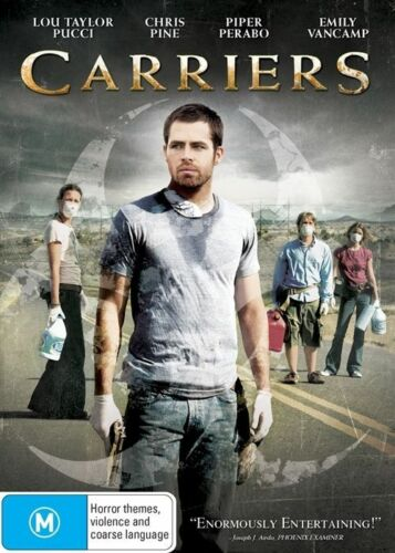 1 of 1 - Carriers (DVD, 2010) NEW
