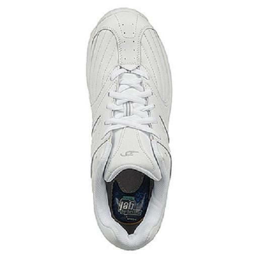 Dr. Scholl's Cambridge work shoes scarpe da Med ginnastica white GEL 8 Med da 6e66f4