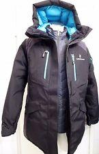PEAK PERFORMANCE $1150 Womens Excursion Winter Jacket Large L Down Gore-Tex NEW