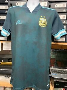 Adidas Argentina Away Jersey New Copa America 2020 Navy Blue Size Man Xxl Only 191533938882 Ebay