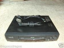 Akai VS-G291 VHS-Videorecorder, ohne FB, 2 Jahre Garantie