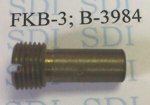 Bijur Units FKB-3//0; B-7273