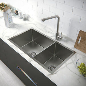 810-450-220-two-bowl-304-stainless-steel-kitchen-sinks-top-under-mounted