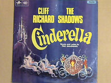 Cliff Richard & The Shadows - Cinderella (LP)