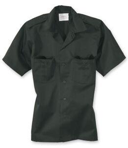 14c96a38055 La imagen se está cargando Camisa-Uniforme-SURPLUS-Caballero-Camisa -De-Cuadros-Manga-