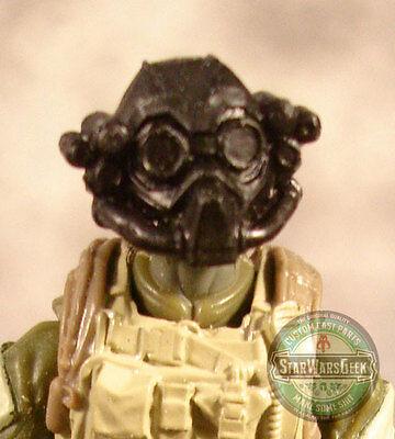 "MH373 Custom Cast male head use with 3.75/"" GI Joe Star Wars Marvel Acid Rain"